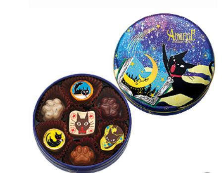 猫好き必見!!プレゼントにぴったりな猫缶チョコレートがとってもキュート♪