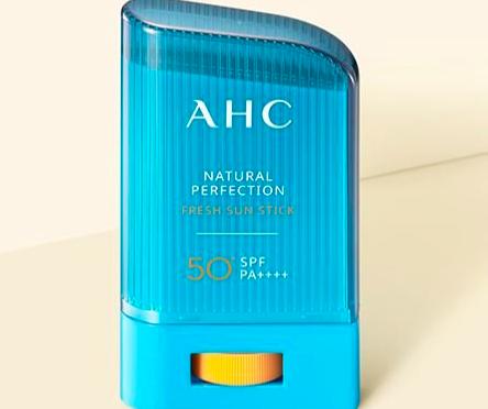 手が汚れない日焼け止め♪韓流コスメ「AHC Natural perfection」の口コミやレビューは??